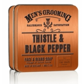 Scottish Fine Soaps Thistle and Black Pepper